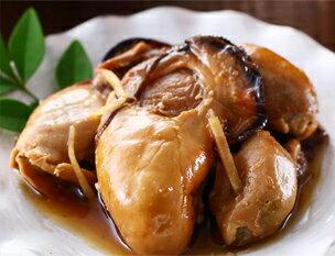 南三陸産牡蠣のしぐれ煮缶詰