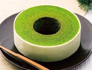 静岡茶バウムクーヘン