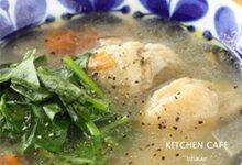 サムゲタン風スープのレシピ