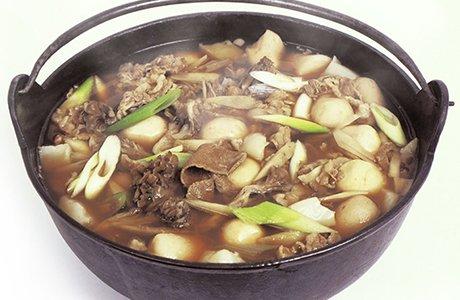 山形風しょうゆ味の芋煮セット(1、2人前)