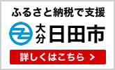 ふるさと納税で大分県日田市を支援