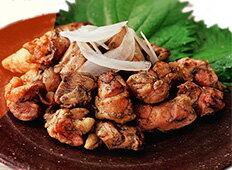 宮崎名物鶏の炭火焼+しじみスープ