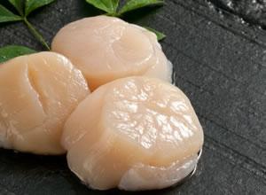 北海道産ホタテ貝柱「玉冷」1kg