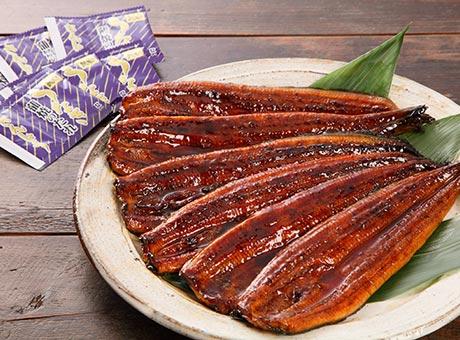 うなぎ蒲焼(長焼6尾入)