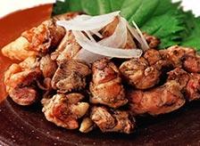 宮崎名物鶏の炭火焼13パック&しじみスープ2袋