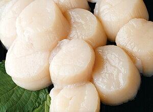 北海道猿払産 冷凍ホタテ貝柱 1kg