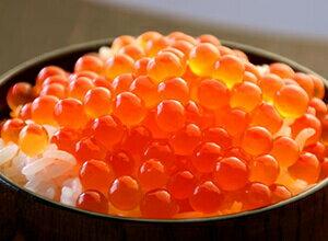 いくら醤油漬(鮭卵) 500g