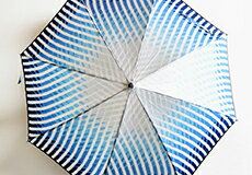 高級雨傘「富士と水」