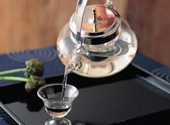 HARIO お酒を薄めず保冷する冷酒器「地炉利」