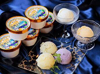 秋澤園謹製!果実60%以上の贅沢なオトナのデザートです。