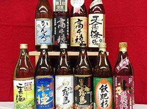 宮崎焼酎10本セット
