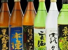 宮崎産焼酎 900ml×6本呑みくらべセット