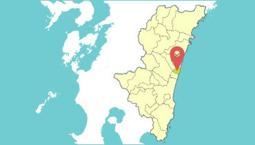 宮崎県高鍋町