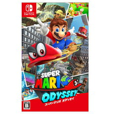 スーパーマリオ オデッセイ(Nintendo Switch)