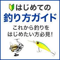 はじめての釣り方ガイド