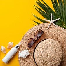 汗・身体の暑さ対策