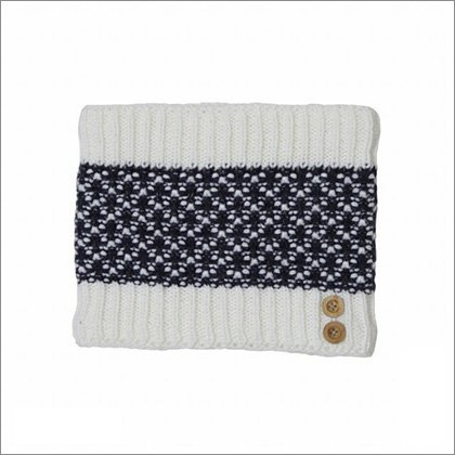 PHENIX SNOWFALL NECK WARMER