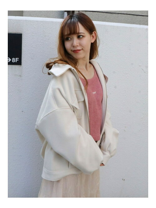 【C】BIGドリズラーシャツジャケット