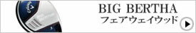 BIG BERTHA/フェアウェイウッド