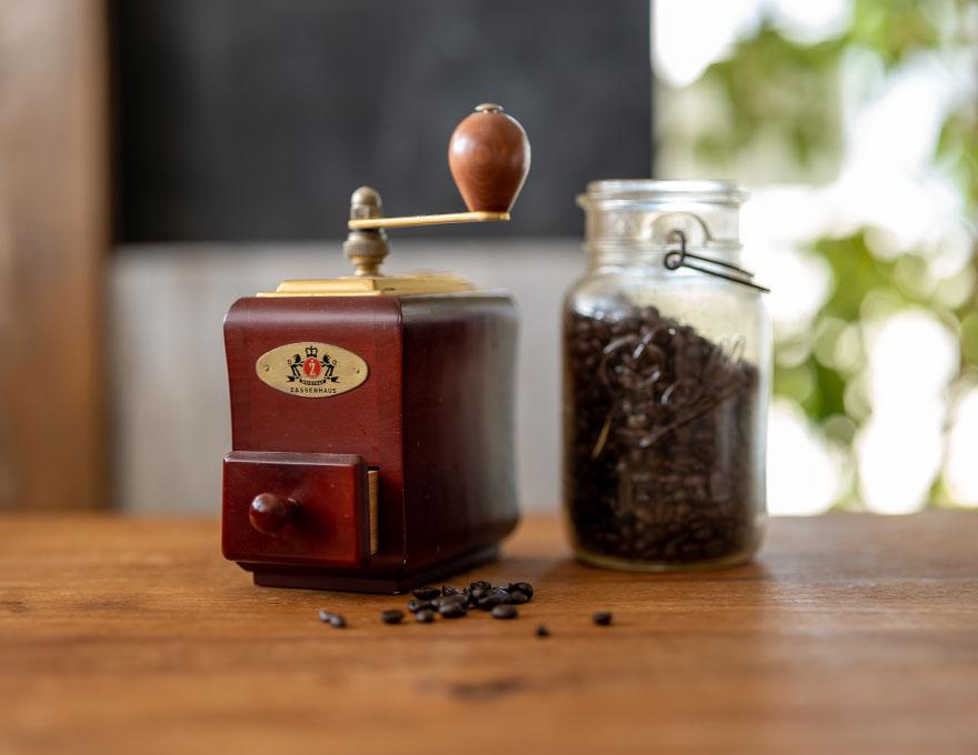 男たちの料理道具#04「コーヒー器具」