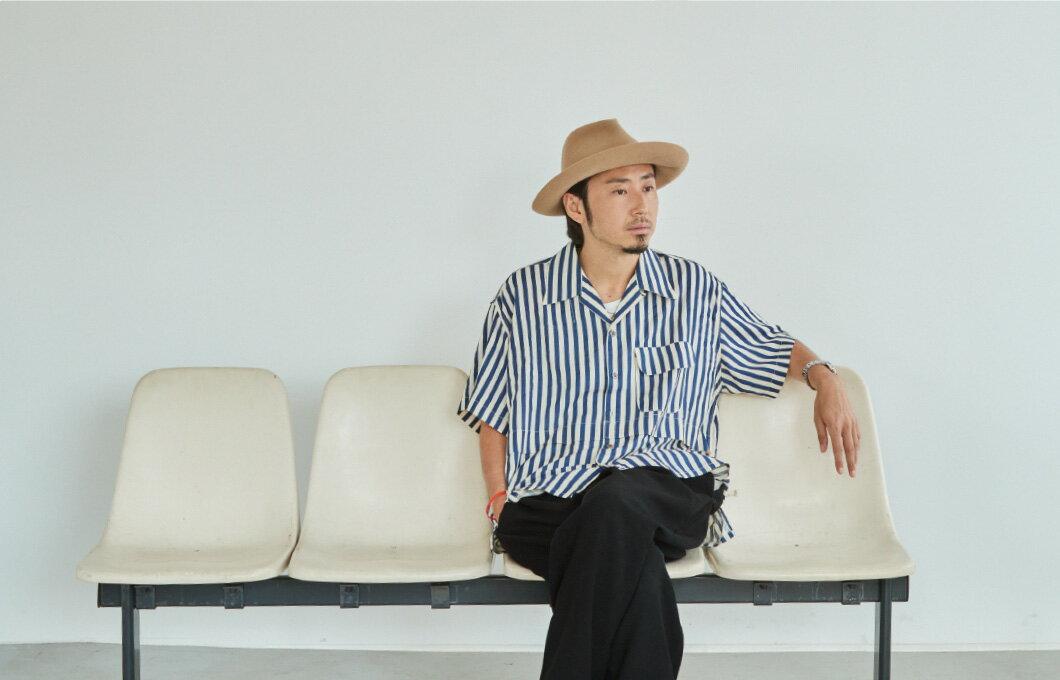 大人の好きなモノ語り 大木伸夫 「音宇宙と帽子にハンモックその試みの先にあるもの」
