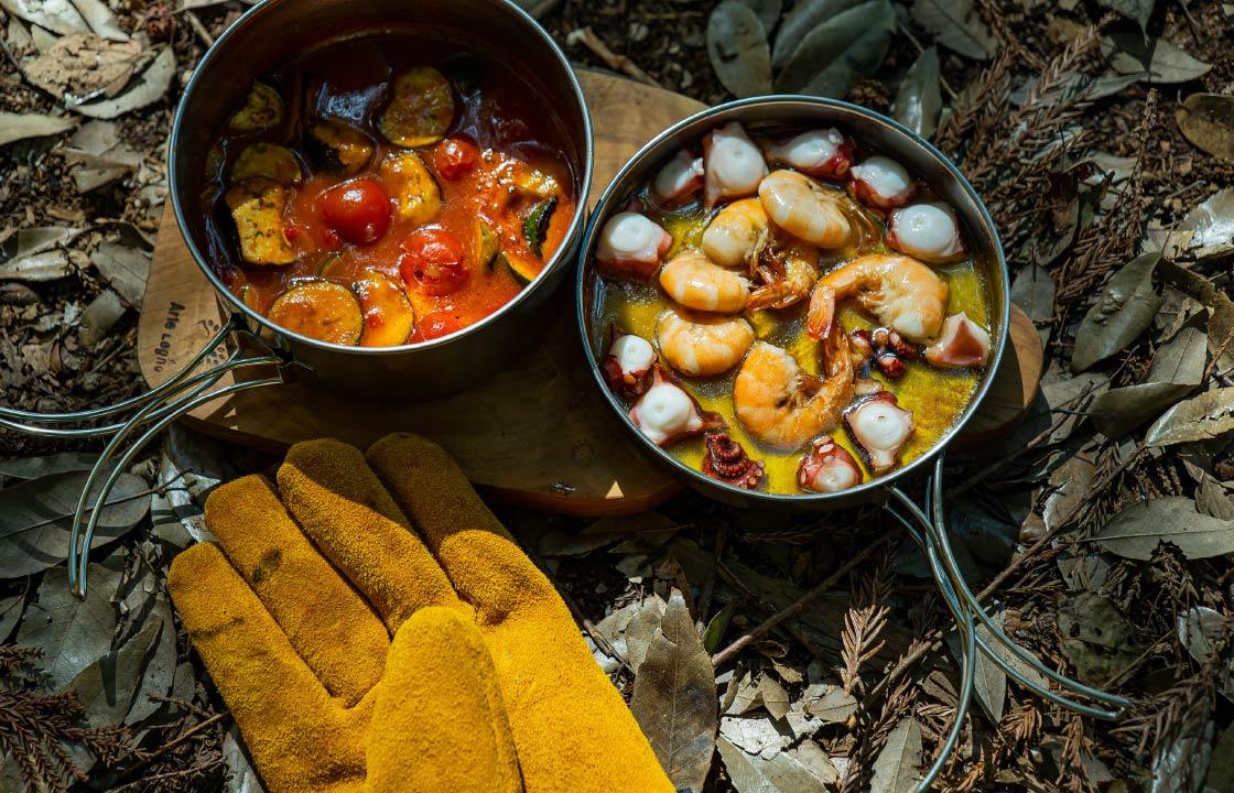 男たちの料理道具 #09「クッカー」