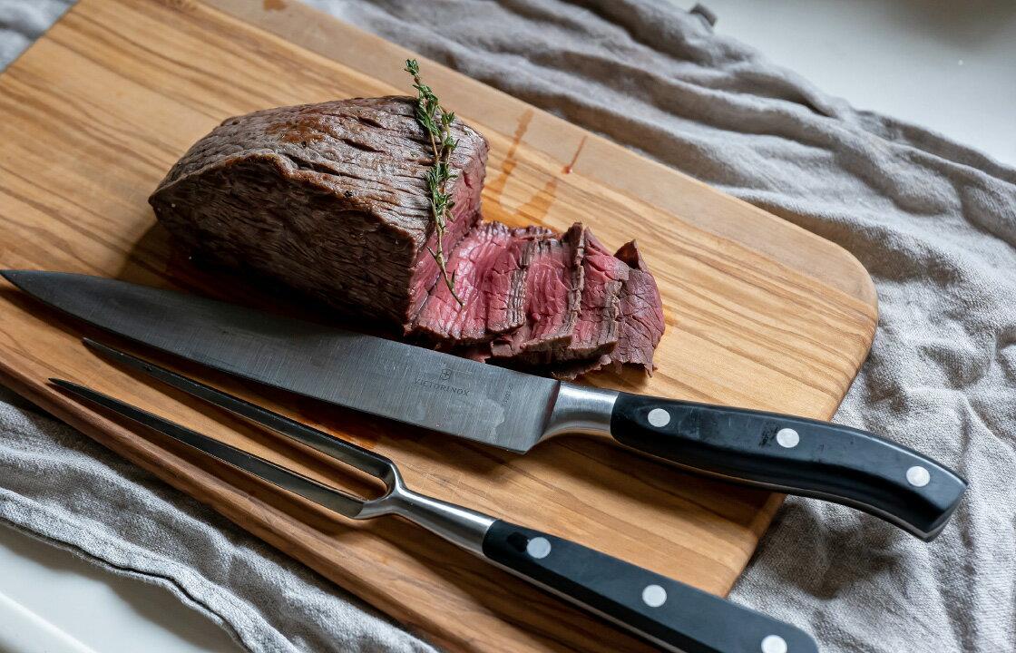 機能美に惚れ込む男たちの料理道具 #11 ローストビーフ