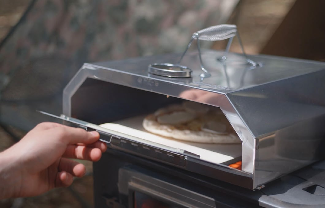 機能美に惚れ込む男たちの料理道具 #14 個性派アウトドア調理器具
