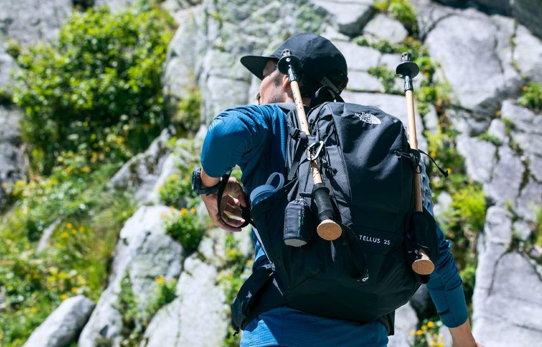 ザック選びが機動力を左右! 日帰り登山向きのモデルをリストアップ