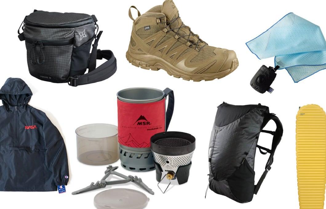 山を愛する人たちがリアルに使う、お気に入りの山道具を拝見! あの人の山道具