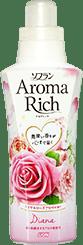 ダイアナ - ロイヤルローズアロマの香り