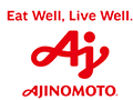 -Eat Well, Live Well.- AJINOMOTO