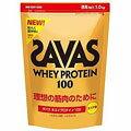 ザバス(SAVAS)ホエイプロテイン100 ココア味