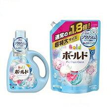 ボールド プラチナピュアクリーンの香り 本体+つめかえ用 超特大サイズセット