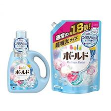ボールド プラチナピュアクリーンの香り 本体+詰替え用 超特大サイズセット