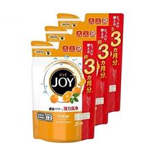 ハイウォッシュジョイ オレンジピール成分入り 食洗機専用洗剤 詰替え用 490g×3個