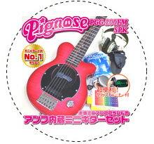 Pignos PGG-200FM SPK ミニギターセット