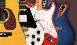 ギターをはじめよう!
