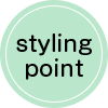 styling point