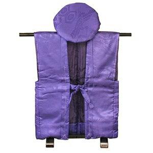 紫のちゃんちゃんこ