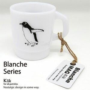 ブランシュシリーズ ブランシュマグ フクロウ、ペンギン、パンダ