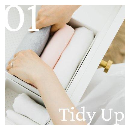 01 Tidy Up