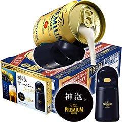 ザ・プレミアム・モルツ 350ml 24缶 (神泡セット付)