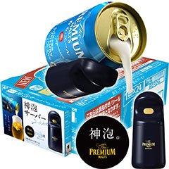ザ・プレミアム・モルツ<香る>エール 350ml 24缶 (神泡セット付)