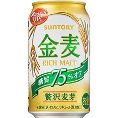 サントリー 金麦〈糖質75%オフ〉