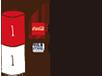ヨーグル&コーク|ヨーグルスタンド/コカ・コーラ