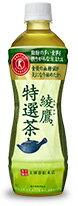 綾鷹 特選茶 500mlペットボトル