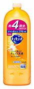 キュキュット オレンジの香り つめかえ用 ジャンボサイズ 4回分 770ml