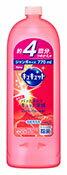 キュキュット ピンクグレープフルーツの香り つめかえ用 ジャンボサイズ 4回分 770ml