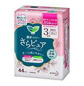 ロリエさらピュア スリムタイプ 3cc 緑茶消臭/44枚